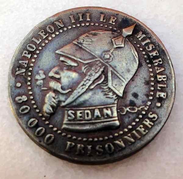 Napolèon III de 1855 avec inscription gravée? DSC01773