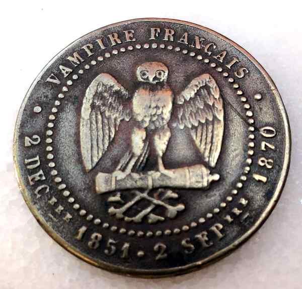 Napolèon III de 1855 avec inscription gravée? DSC01774